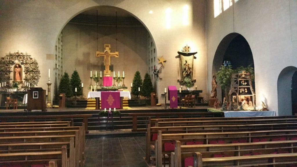 Open Huis Voor De Kerststal In Overschie Bernadette Parochie
