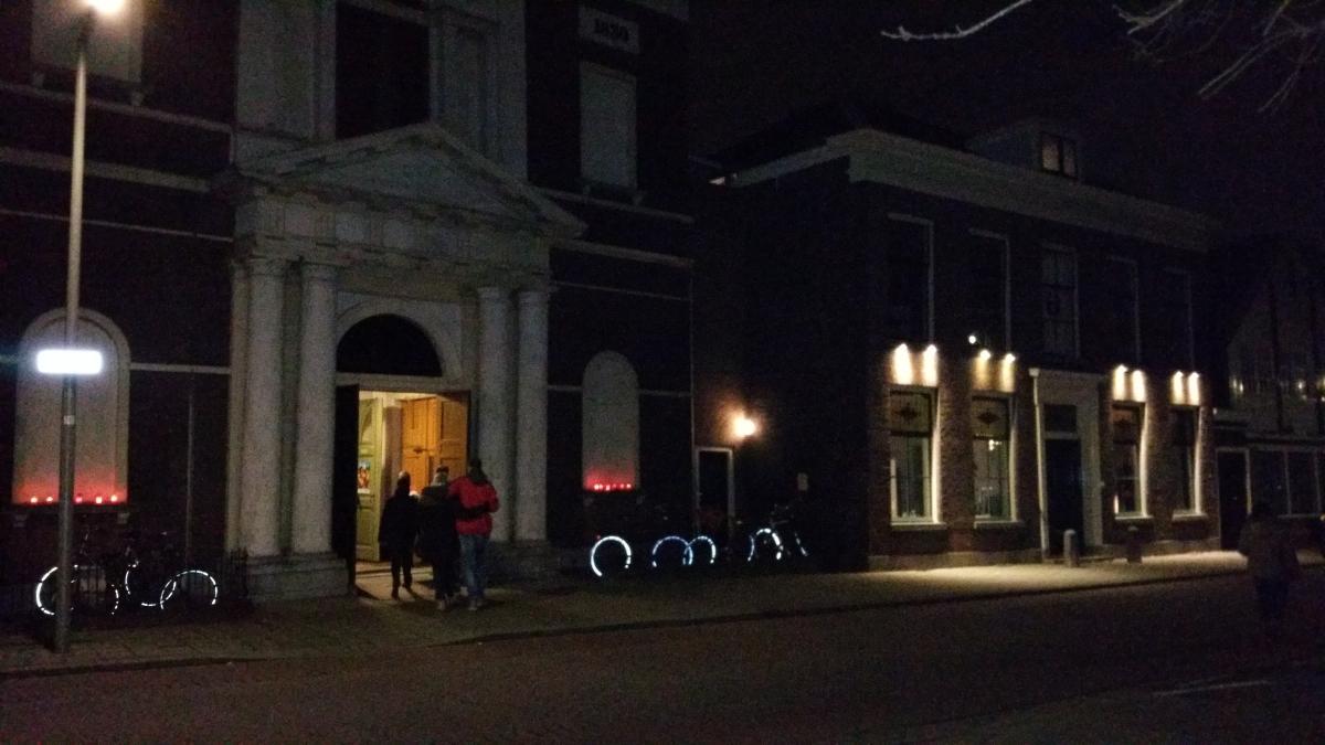 Sfeervolle Lichtjesavond In Overschie Bernadette Parochie